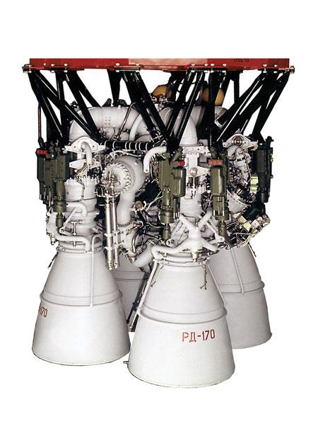 Двигатель РД-170