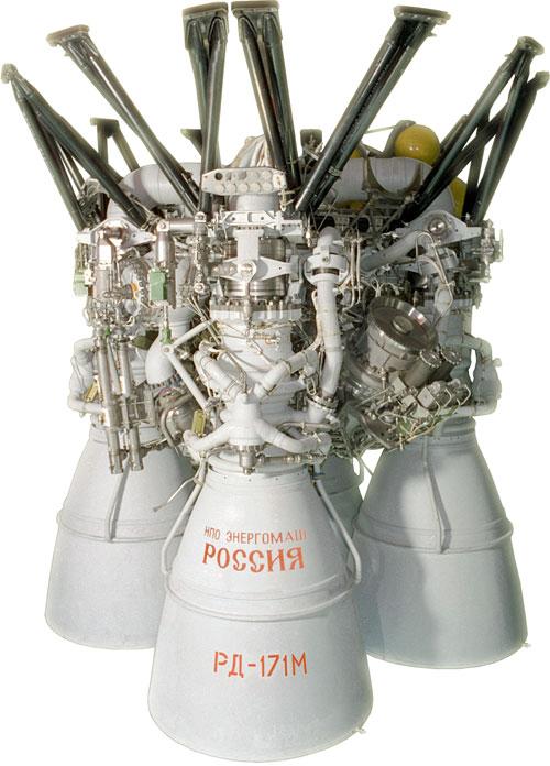 Двигатель РД-171